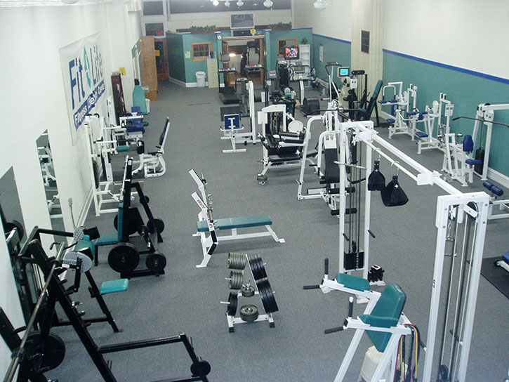 Hillsboro Fit4Life Fitness Center